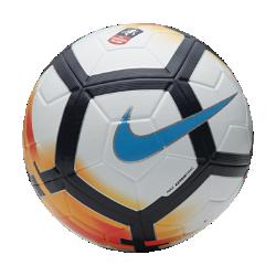 Футбольный мяч FA Cup Ordem VФутбольный мяч FA Cup Ordem V имеет микротекстурное покрытие и желобки Nike Aerowtrac для точности траектории полета и полного контроля мяча.<br>