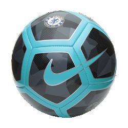 Футбольный мяч Chelsea FC SkillsФутбольный мяч Chelsea FC Skills с прочным пластиковым покрытием с машинной строчкой обеспечивает отличное касание и прочность для тренинга любой интенсивности.<br>