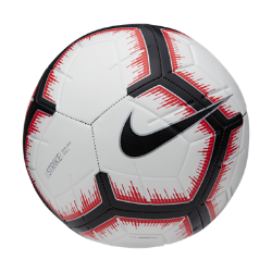30%OFF!<ナイキ(NIKE)公式ストア>ナイキ ストライク サッカーボール SC3310-100 ホワイト 30日間返品無料 / Nike+メンバー送料無料画像