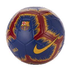 <ナイキ(NIKE)公式ストア>FC バルセロナ ストライク サッカーボール SC3365-455 ブルー画像