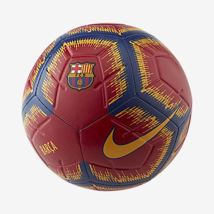 2ac27bd3a8 Bola de futebol FC Barcelona Supporters. Nike.com PT