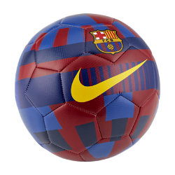 <ナイキ(NIKE)公式ストア>FC バルセロナ プレスティージ サッカーボール SC3500-610 レッド 30日間返品無料 / Nike+メンバー送料無料画像