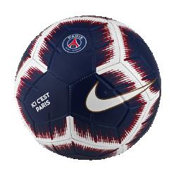 <ナイキ(NIKE)公式ストア>パリ サンジェルマン ストライク サッカーボール SC3504-410 ブルー 30日間返品無料 / Nike+メンバー送料無料画像