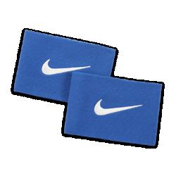Ремни для футбольных щитков Nike Guard Stay IIРемни для футбольных щитков Nike Guard Stay II снабжены регулируемой застежкой, которая фиксирует щитки и защищает от контакта с шипами.<br>
