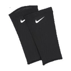 Футбольные фиксаторы для щитков Nike Guard Lock Elite (1 пара)Футбольные фиксаторы для щитков Nike Guard Lock Elite (1 пара) из эластичной влагоотводящей ткани обеспечивают надежную фиксацию. Подходят для всех моделей щитков Nike.<br>