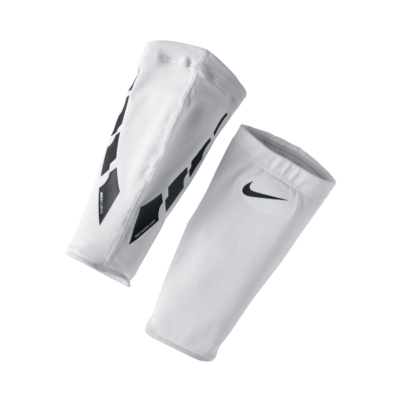 Image For Nike Guard Lock Elite Football Guard Sleeves (1 Pair)
