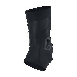 Защита для голеностопа Nike Pro Hyperstrong EliteЗащита для голеностопа Nike Pro Hyperstrong Strike с легкой, прочной и мягкой подкладкой отражает ударные нагрузки и обеспечивает дополнительную вентиляцию для комфорта во время игры.<br>