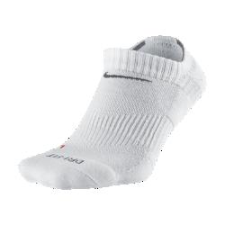 Носки для гольфа Nike Dri-FIT Performance No-ShowНоски для гольфа Nike Dri-FIT Performance No-Show из эластичной влагоотводящей ткани со вставкой из рубчатой ткани для поддержки свода стопы обеспечивают комфорт для высоких результатов в каждой игре. Преимущества  Ткань Dri-FIT отводит влагу и обеспечивает комфорт Seamless toe for enhanced comfort Arch support offers a snug, secure fit  Информация о товаре  Состав: Dri-FIT 44% хлопок/29% нейлон/25% полиэстер/2% спандекс Machine wash Imported<br>