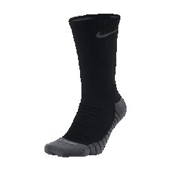 <ナイキ(NIKE)公式ストア>ナイキ パフォーマンス クッション クルー ゴルフソックス SG0780-010 ブラック 30日間返品無料 / Nike+メンバー送料無料画像