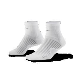 最新2020年2月新着!<ナイキ(NIKE)公式ストア>ナイキ スパーク ライトウェイト アンクル ランニングソックス SK0049-100 ホワイト画像