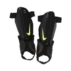 Детские футбольные щитки Nike Protegga FlexДетские футбольные щитки Nike Protegga Flex повторяют контуры тела, а мягкие вставки из инжектированного материала Phylon обеспечивают комфорт и защиту от ударных нагрузок без утяжеления.<br>