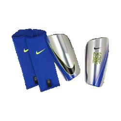 Футбольные щитки Nike Neymar Mercurial LiteФутбольные щитки Nike Neymar Mercurial Lite с дышащим рукавом и прочным легким каркасом надежно защищают от ударных нагрузок во время игры.<br>