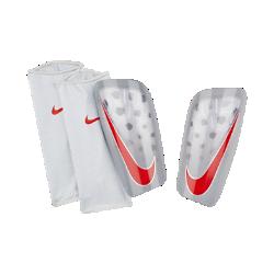 <ナイキ(NIKE)公式ストア>ナイキ マーキュリアル ライト サッカーシンガード SP2120-043 シルバー 30日間返品無料 / Nike+メンバー送料無料画像