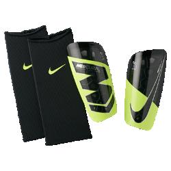 <ナイキ(NIKE)公式ストア>ナイキ マーキュリアル ライト サッカーシンガード SP2120-703 イエロー 30日間返品無料 / Nike+メンバー送料無料画像