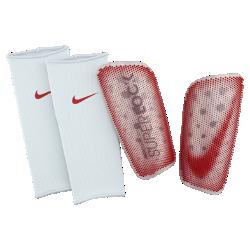 <ナイキ(NIKE)公式ストア>ナイキ マーキュリアル ライト スーパーロック サッカーシンガード SP2163-043 シルバー 30日間返品無料 / Nike+メンバー送料無料画像