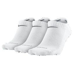 Носки Nike Dri-FIT Lightweight No-Show (3 пары)Носки Nike Dri-FIT Lightweight No-Show плотно обегают свод стопы, обеспечивая поддержку, а влагоотводящая ткань обеспечивает комфорт.<br>