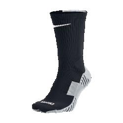 Футбольные носки Nike MatchFit CrewФутбольные носки Nike MatchFit Crew созданы для игры, тренировки или повседневного ношения. Они предотвращают скольжение стопы внутри бутс и обеспечивают амортизацию в области щиколотки для поглощения ударных нагрузок.<br>
