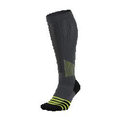 Спортивные носки Nike Elite High-Intensity Over-the-CalfСпортивные носки Nike Elite High-Intensity Over-the-Calf с защитными вставками в области голени обеспечивают зональную амортизацию для защиты от ударных нагрузок и высокой результативности в течение всей тренировки.<br>