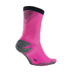 Футбольные носки NikeGrip Strike Lightweight CrewИДЕАЛЬНОЕ СЦЕПЛЕНИЕ ДЛЯ МАКСИМАЛЬНОЙ СКОРОСТИ  Благодаря инновационным технологиям футбольные носки NikeGrip Strike Lightweight Crew обеспечивают сцепление стопы с бутсой, позволяя играть на максимальной скорости в любых погодных условиях.  МАКСИМАЛЬНОЕ СЦЕПЛЕНИЕ  Особые волокна надежно фиксируют стопу в бутсе независимо от погодных условий.<br>