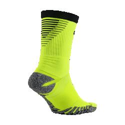 Футбольные носки NikeGrip Strike Lightweight CrewБлагодаря инновационным технологиям футбольные носки NikeGrip Strike Lightweight Crew обеспечивают сцепление стопы с бутсой, позволяя играть на максимальной скорости в любых погодных условиях.<br>