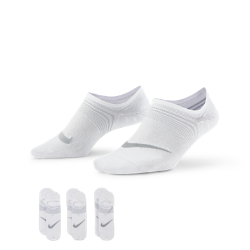 Носки для тренинга Nike Lightweight (3 пары)Носки для тренинга Nike Lightweight из эластичной ткани обеспечивают плотную удобную посадку и вентиляцию.<br>