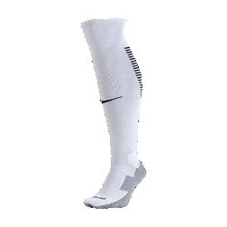 Футбольные носки Nike Stadium Over-the-CalfФутбольные носки Nike Stadium Over-the-Calf из влагоотводящей ткани с зонами амортизации обеспечивают комфорт и защиту от ударных нагрузок во время игры.<br>