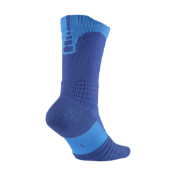 Баскетбольные носки Nike Elite Versatility CrewБлагодаря системе поддержки щиколотки 360° и максимальной амортизации там, где это необходимо, баскетбольные носки Nike Elite Versatility Mid — самые удобные и функциональныеноски от Nike.  Невероятный комфорт  Мягкая амортизация в передней части стопы и области пятки равномерно распределяет давление для невероятного комфорта во время игры.  Отведение влаги и охлаждение  Зоны вентиляции обеспечивают циркуляцию воздуха, а легкая ткань Dri-FIT сохраняет стопы сухими, отводя влагу от кожи.  Надежная посадка  Компрессионная система защиты голеностопа и ребристая поверхность в передней части обеспечивают дополнительную стабилизацию и фиксацию. Y-образная строчка в области пятки обеспечивает плотную и надежную посадку.<br>