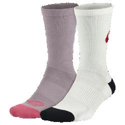Носки Nike Just Do It Crew (2 пары)Носки Nike Just Do It Crew из мягкой и эластичной смесовой ткани обеспечивают абсолютный комфорт.<br>