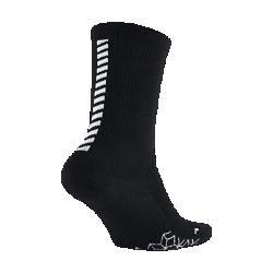 Носки для бега Nike Elite Cushion CrewБлагодаря амортизации в ключевых зонах носки для бега Nike Elite Cushion Crew обеспечивают абсолютную защиту от ударных нагрузок километр за километром.<br>