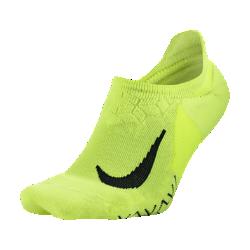 Носки для бега Nike Elite Cushioned No-ShowБлагодаря продуманному расположению амортизирующих вставок носки для бега Nike Elite Cushioned No-Show обеспечивают исключительную защиту от ударных нагрузок километр за километром.<br>