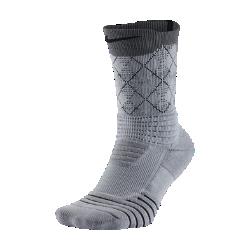 Баскетбольные носки Nike Elite Versatility CrewБаскетбольные носки Nike Elite Versatility Crew обеспечивают непревзойденную воздухопроницаемость и мягкую амортизацию для комфорта в течение всей игры.<br>