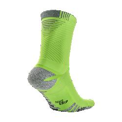 Футбольные носки NikeGrip Strike Light CrewФутбольные носки NikeGrip Strike Light Crew с зональной амортизацией обеспечивают оптимальное сцепление для максимальных результатов на поле.<br>