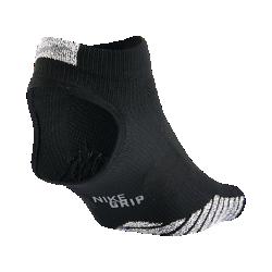 Носки для тренинга NikeGrip Elite Studio StabilityНоски для тренинга NikeGrip Elite Studio Stability из специального волокна для максимального сцепления и конструкцией с открытыми носком и пяткой обеспечивают зональную вентиляцию во время тренировки.<br>