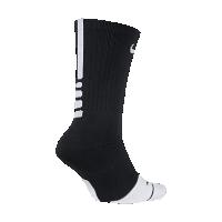 <ナイキ(NIKE)公式ストア>ナイキ ドライ エリート 1.5 クルー バスケットボールソックス SX5593-013 ブラック画像