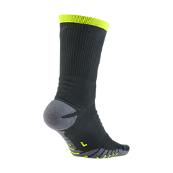 Футбольные носки Nike Strike CR7 CrewФутбольные носки Nike Strike CR7 Crew обеспечивают амортизацию и вентиляцию во время игры. Крой с учетом анатомического строения левой и правой стоп и эргономичная поддержка обеспечивают повышенный комфорт.<br>