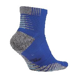Носки унисекс для тренинга NikeGrip Lightweight QuarterУниверсальные носки унисекс для тренинга NikeGrip Lightweight Quarter обеспечивают отличное сцепление, амортизацию и воздухопроницаемость для высокоинтенсивных тренировок.<br>