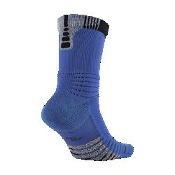 Баскетбольные носки NikeGrip Elite Versatility CrewБлагодаря системе поддержки щиколотки 360°, максимальной амортизации и надежному сцеплению баскетбольные носки NikeGrip Elite Versatility Crew являются самыми удобными и функциональными носками от Nike.<br>