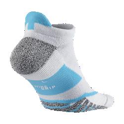 Теннисные носки NikeGrip Elite No-ShowТеннисные носки NikeGrip Elite No-Show с волокнами с усиленным сцеплением и зональной амортизацией обеспечивают стабилизацию и комфорт во время игры.<br>