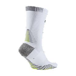 Носки для тренинга NikeGrip Lightweight CrewНоски для тренинга NikeGrip Lightweight Crew со специальными волокнами предотвращают скольжение стопы в обуви, обеспечивая длительный комфорт и зональную амортизацию во время тренировки.<br>