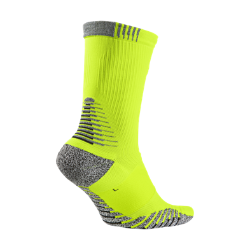 Носки для тренинга NikeGrip Lightweight CrewЗАЩИТА ОТ СКОЛЬЖЕНИЯСпециальные усовершенствованные волокна усиливают сцепление, надежно фиксируя стопу.<br>