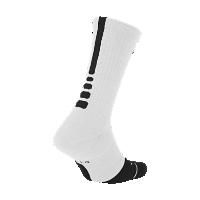 <ナイキ(NIKE)公式ストア>ナイキ エリート クイック クルー NBA ソックス SX5867-100 ホワイト画像