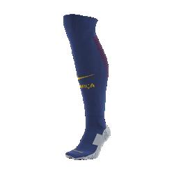 Футбольные носки 2017/18 FC Barcelona Stadium Home/Away/Third/Goalkeeper OTCФутбольные носки 2017/18 FC Barcelona Stadium Home/Away/Third/Goalkeeper OTC из влагоотводящей ткани с компрессией в области свода стопы обеспечивают поддержку и комфорт.<br>