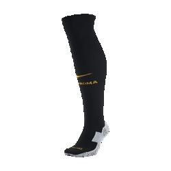 Футбольные носки 2017/18 A.S. Roma Stadium Home/Away/ThirdФутбольные носки 2017/18 A.S. Roma Stadium Home/Away/Third из влагоотводящей ткани с компрессией в области свода стопы обеспечивают функциональный комфорт и поддержку.<br>