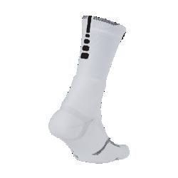 Носки НБА NikeGrip Power CrewНоски НБА NikeGrip Power Crew с особыми волокнами обеспечивают оптимальное сцепление и усиленную амортизацию для легкости и комфорта, которые создают для тебя преимущества на площадке. ВЕЛИКОЛЕПНОЕ СЦЕПЛЕНИЕ Технология NikeGrip задействует особые волокна, которые предотвращают скольжение стопы в обуви при резких поворотах, передачах и рывках. НЕВЕРОЯТНЫЙ КОМФОРТ Дополнительная амортизация в ключевых точках давления для комфорта. НАДЕЖНАЯ ПОСАДКА Поддерживающая конструкция в области голеностопа, динамический ремешок в области свода стопы и Y-образная строчка в области пятки для плотной и надежной посадки. Информация о товаре  Технология Dri-FIT отводит влагу и обеспечивает комфорт Вентиляция в передней части стопы для охлаждения Анатомический крой левого и правого носка для естественной посадки Состав: 58% полиэстер/25% нейлон/12% хлопок/5% спандекс Машинная стирка Импорт<br>