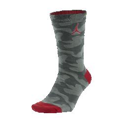 Носки Jordan P51 CrewНоски Jordan P51 Crew из мягкой смесовой ткани с фирменными элементами обеспечивают комфорт на весь день.<br>