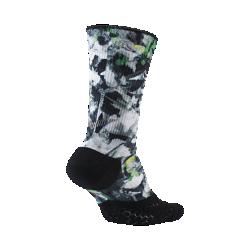 Носки для бега Nike Elite Cushion Crew SolsticeНоски для бега Nike Elite Cushion Crew Solstice из влагоотводящей ткани защищают от ударных нагрузок и обеспечивают комфорт на всей дистанции.<br>