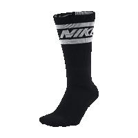 <ナイキ(NIKE)公式ストア> ナイキ SB ドライ クルー メンズ スケートボードソックス SX6218-010 ブラック画像