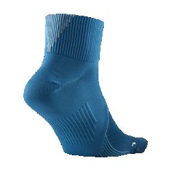 <ナイキ(NIKE)公式ストア>ナイキ エリート ライトウェイト クォーター ランニングソックス SX6263-301 ブルー 30日間返品無料 / Nike+メンバー送料無料画像