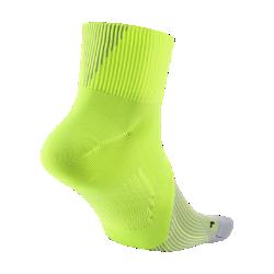 Носки для бега Nike Elite Lightweight QuarterНоски для бега Nike Elite Lightweight Quarter из влагоотводящей ткани и сетки обеспечивают охлаждение и комфорт во время бега.<br>