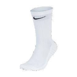 <ナイキ(NIKE)公式ストア>ナイキ スクワッド クルー サッカーソックス SX6831-100 ホワイト ★30日間返品無料 / Nike+メンバー送料無料!画像